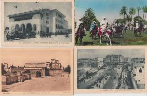 MAROC MOROCCO Afrique 156 Cartes Postales 1900-1940