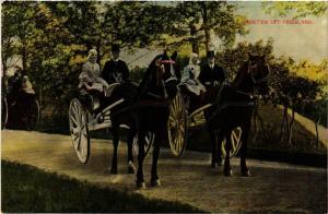 CPA Groeten uit FRIESLAND NETHERLANDS (604586)