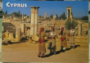 Cyprus Ladies Folk Dancing - unposted