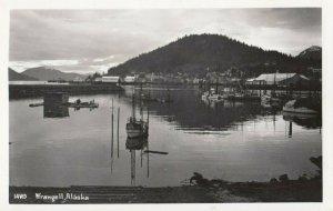 RP: WRANGELL , Alaska , 1940s ; Harbour