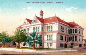 California Alameda Mastick School