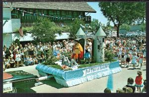 Pied Piper Float,Bavarian Festival.Frankenmuth,MI