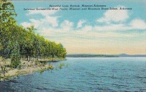 Beautiful Lake Morfork Missouri Arkansas Between Gainesville West Plains Miss...