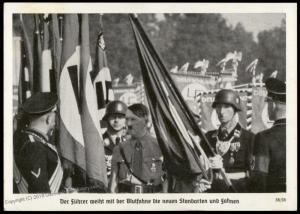 3rd Reich Germany 1938 Sudetenland Reichsparteitag Asch Mi4a Wir Sind Frei 82477