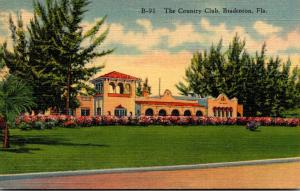 Florida Bradenton Country Club 1946 Curteich
