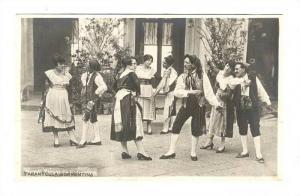 RP, Napoli Tarantelle Sorrentina, Couples dancing, 10-20s