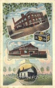 Sugar Creek Co. Factory Creamery Postcard Post Card  Sugar Creek Co.