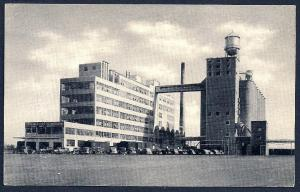 General Mills Corn Mill Factory Kankakee IL unused c1949