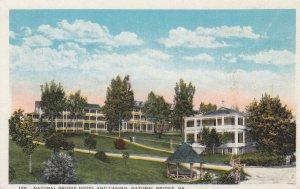 NATURAL BRIDGE , Virginia , 1910s ; Hotel & Casino