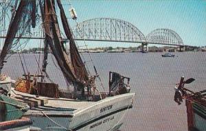 Louisiana New Orleans The Atchafalaya River
