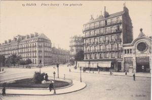 DIJON , France , 00-10s ; Place Darcy - Vue Generale
