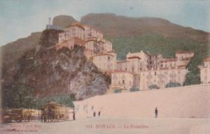 Monaco La Frontiere