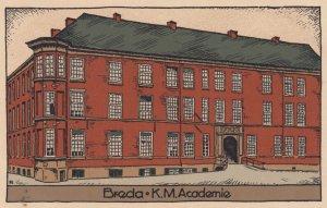 BREDA , Netherlands , 00-10s ; Kon-Mil-Academie
