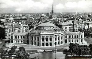 Austria Vienna theater & panorama
