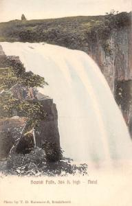 South Africa, Natal - Hawick Falls 364 ft high
