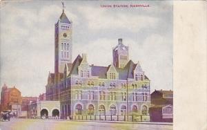 Tennessee Nashville Union Railway Station