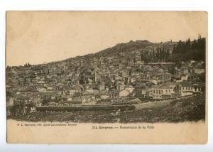 152041 Izmir Turkey Smyrna SMYRNE Panorama de la Ville Vintage