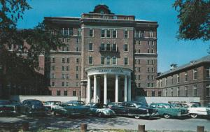 Main Building, Albany Hospital and Medical Center, ALBANY, New York, 40-60´s