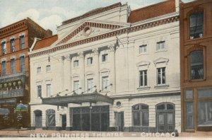 CHICAGO, Illinois, 1900-10s ; New Princess Theatre