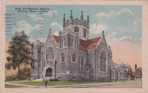 First Presbyterian Church, Wichita, Kansas, PU-1920