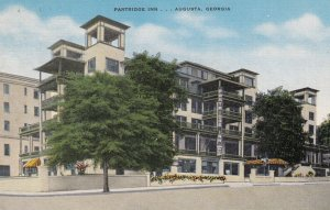 AUGUSTA , Georgia , 1930-40s ; Partridge Inn