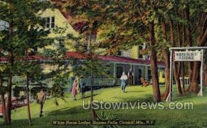 White Horse Lodge in Haines Falls, New York