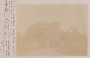 RP: Esch-Alzette , Castle Gate ,  Luxembourg , PU-1900