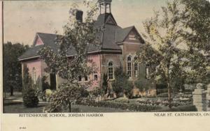 JORDAN STATION , Ontario , Canada , 1910 ; Rittenhouse School #2