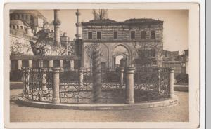 Turkey; Istanbul, The Serpent Column RP PPC, Unposted, Dated 1923