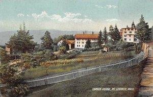 Shaker Village Mount Lebanon, Massachusetts, USA Shaker Writing on Back