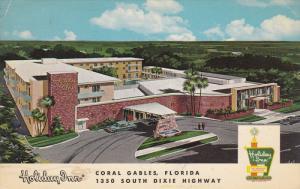 Holiday Inn, CORAL GABLES, Florida, PU-1965