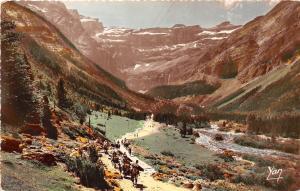BG30344 gavarnie au plateau de la prade france CPSM 14x9cm