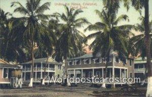 Under the Palms, Cristobal Canal Zone Panama Unused