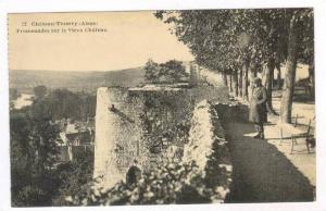 Promenades Sur Le Vieux Chateau, Château-Thierry (Aisne), France, 00-10s