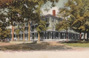 NEW LONDON, New Hampshire, 1900-1910's; Hotel Sargent