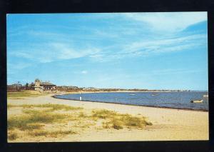 Hyannis Massachusetts/Mass/MA Postcard, Hyannisport Beach, Cape Cod