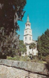 BEAUFORT, South Carolina, 50-60s ; St. Helena Episcopal Church