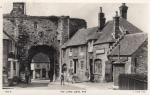 RP: RYE , Sussex , England , 1910-30s ; The Land Gate ; TUCK