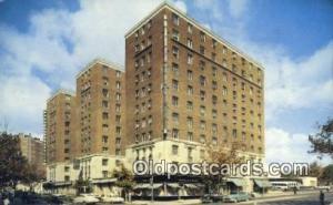 Manger Windson Hotel, New York City, New York, NY USA Hotel Postcard Motel Po...