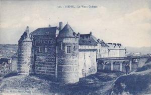 Le Vieux Chateau, Dieppe (Seine Maritime), France, 1900-1910s