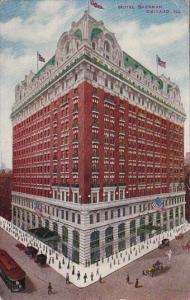 Illinois Chicago Hotel Sherman 1911
