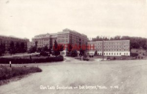 GLEN LAKE SANATORIUM - OAK TERRACE, MINN. RPPC T-443