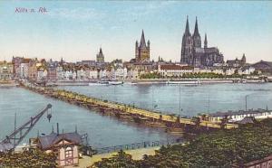 Panorama, Koln a. Rh. (North Rhine-Westphalia), Germany, 1900-1910s