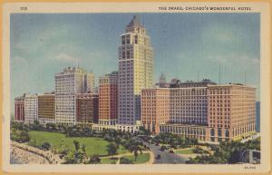 Chicago, ILL., The Drake, Chicago's Wonderful Hotel - 1938