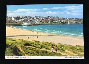 Postcard East Strand Portrush Posted 1974 - PCBOX1