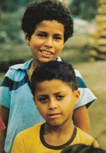 Santa Tecla Camping Site Camp El Salvador Postcard
