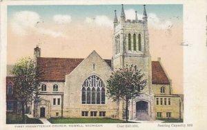 Michigan Howell First Presbyterian Church1924