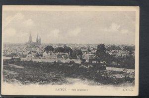 France Postcard - Bayeux - Vue Generale   T9270