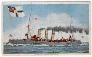 German Cruiser Bremen
