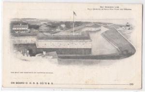 Moat & Ramparts, Fortress Monroe VA
